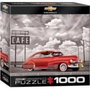 Puzzle 1000 piese 1948 Fleetline Aerosedan Cruisin America