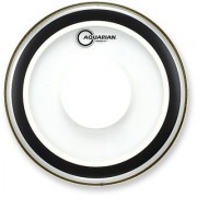 Aquarian Drumheads SXPD20 Studio-X with Dot 20-inch Bass Drum Head with Dot