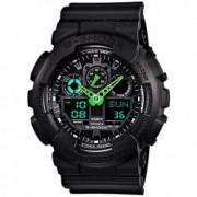 Ceas barbatesc Casio G-Shock GA-100C-1A3ER