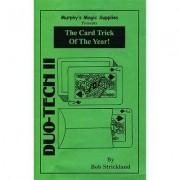 Magic Trick | Duo Tech II trick | Close Up | Mentalism