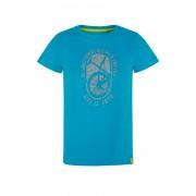 Tricou LOAP BAAKIS, pentru baieti albastru 112116