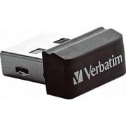 USB Flash Drive Verbatim Store n Stay Nano 16GB USB 2.0 Negru