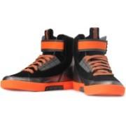 Puma Funist MidStatement Sneakers For Men(Orange, Black, Grey)