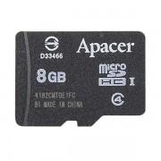 Card de memorie Apacer 8gb Class 4