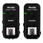 Resigilat: Phottix Strato II Multi 5-in-1 - Set Triggere pentru Canon - RS125009072-1