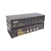 HDMI KVM USB svič CKL-94H 4 ports HDMI 1.3a Compliant up
