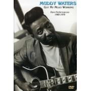 Muddy Waters - Got My Mojo Running - Rare Performance 1968-1978 (0016351052193) (1 DVD)
