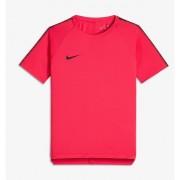 Tricou de fotbal Top Junior Squad roșu sec R. S (128-137cm (859877-653)