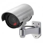 Mакет на камера за наблюдение Xavax 111993, LED светлина, бял, HAMA-111993