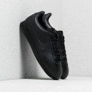 Nike Classic Cortez Leather Black/ Black-Anthracite