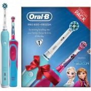 Електрическа четка за зъби BRAUN Oral B Power PRO500+ Frozen Електрическа четка за зъби за деца