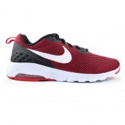 Zapatos Running Hombre Nike Air Max Motion Low-Rojo