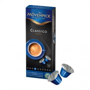 Capsule Movenpick Classico Lungo compatibile Nespresso® 10 buc