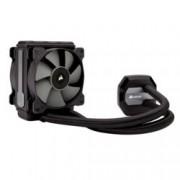 Corsair Hydro Series H80i v2, водно охлаждане за процесор, съвместимо с LGA2011(-3)/1150/1151/1155/1156 & AMD AM2(+)/AM3(+)/FM1/FM2(+)