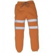Hi-vis Jogging Pants Orange