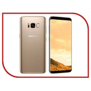 Сотовый телефон Samsung SM-G950FD Galaxy S8 64Gb Gold