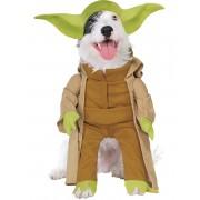 Vegaoo Master Yoda hunddräkt från Star Wars Small (38)
