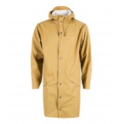Rains Regenjassen Long Jacket Grijs