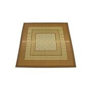 【62%OFF】国産い草ラグ 綾織 マルチ 191x250 インテリア・家具 > 敷物~~ラグ