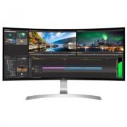 LG 34UC99-W - 86.4 cm (34 inches), Curved Monitor, IPS Panel, AMD FreeSync