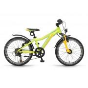 Winora rage 20 6-Sp Tourney - 17/18 Winora lime/green/orange - Kids Bikes 27