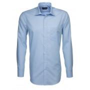 Seidensticker Overhemd Fil à Fil Basic Licht Blauw / male