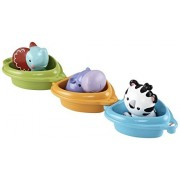 Fisher Price Scoop 'n Link Bath Boats - 0-12 Months - First Adventures by Baby Toys