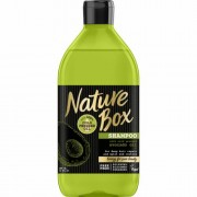 NATURE BOX SAMPON AVOKÁDÓ REGENERÁLT HAJ, 385 ml