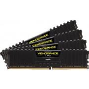 Memorii Corsair Vengeance LPX Black DDR4, 8x8GB, 2400 MHz, CL 14