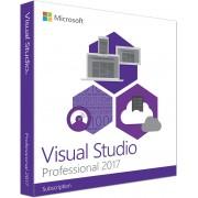 Visual Studio Professional-abonnement (nieuw)
