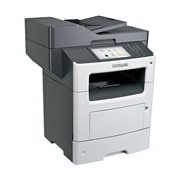 Lexmark MX611 MX611DHE Laser Multifunction Printer - Monochrome