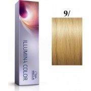 Wella Professionals Vopsea permanenta Wella Professionals Illumina Color 9/ Blond Luminos 60ml