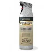Vopsea Spray Universal Argintiu Lovitura De Ciocan 400ml