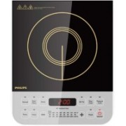 Philips HD4928/01 Induction Cooktop(Black, Touch Panel)