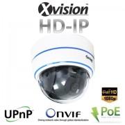 Zabezpečovací Full HD IP kamera - PoE
