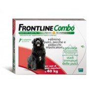 MERIAL ITALIA SpA Frontline Combo Spot On Pipette Per Cani Superiori A 40 Kg