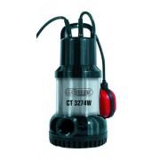 Pompa submersibila pentru apa curata, Ct3274W, Elpumps , 13200 l/h, 600W