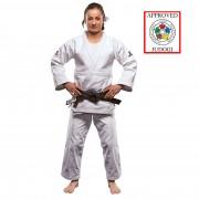Kimono judo IJF Ultimate DANRHO alb