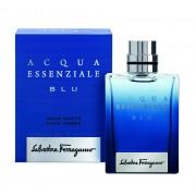 Salvatore Ferragamo - Acqua Essenziale Blu Eau de Toilette pentru barbati
