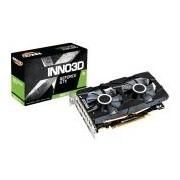 INNO3D Video Card NVidia GeForce GTX 1660 Twin X2, 6GB GDDR5, 192-bit, 8Gbps, 3xDP+HDMI (N16602-06D5-1510VA15)