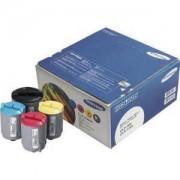 Тонер касета за Samsung CLP300/CLX 2160/3160 - Rainbow kit - B/C/M/Y - (CLP-P300C)
