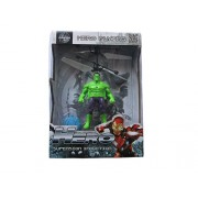 Avenger Flying Hero Hulk with Hand Sensor Control and USB Charger