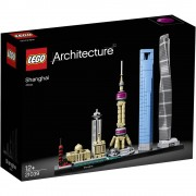 LEGO® ARCHITECTURE 21039 Šangaj