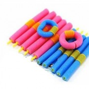 YOYOSTORE 12x Mix Soft Sponge Foam Anion Bendy Hair Rollers Curlers Cling EPE Anion Style