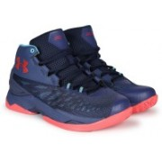 Under Armour UA CURRY 3.5 Basketball Shoes For Men(Navy)
