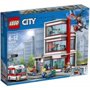 LEGO - 60204 LEGO CITY HOSPITAL 861 PZAS