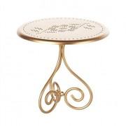 Maileg Kaffebord Plåt Guld
