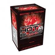 Scitec Nutrition Hot Blood 3.0 25 pack vérnarancs - 25x20g