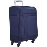Samsonite ASPHERE SP 55 (IND)- BLUE���� Cabin Luggage - 22 inch(Blue)