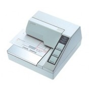 Epson TM-U295, Impresora de Cheques, Alámbrico, Serial, Blanco - Sin Cables ni Fuente de Poder